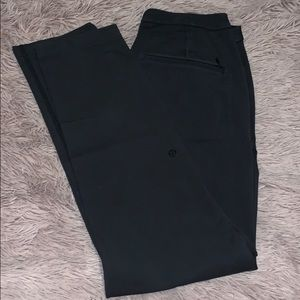 Lululemon trek trouser pants